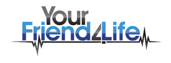 Your Friend 4 Life logo